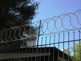 Concertina, serpentina,ouriço, cerca eletrica, motor portão