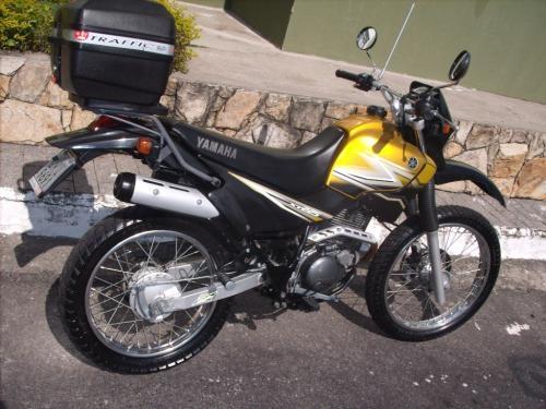 $6.800 moto xt 225,ano 2004,super nova-uma raridade...