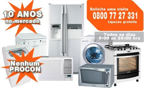 Assistência técnica brastemp 08007727331