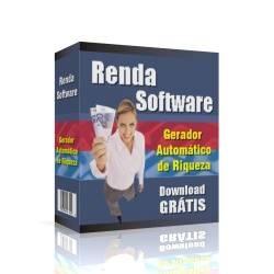 Renda automática: renda software!