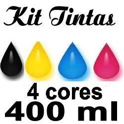 Kit recarga curitiba - tinta para cartuchos 41-8419-7464