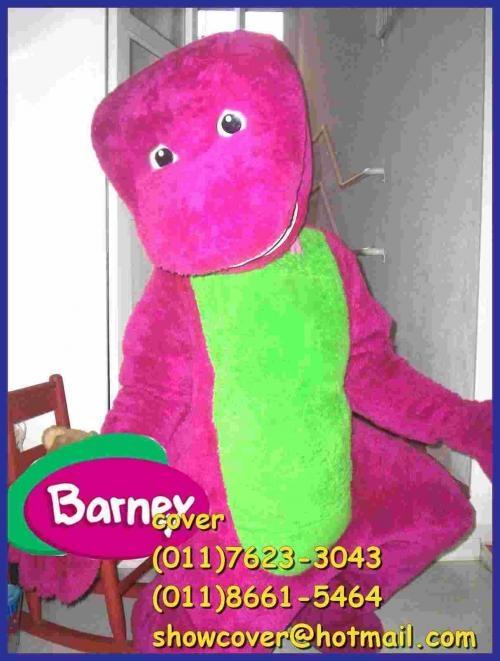 Barney e seus amigos cover (011)8661-5464