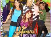 Show Hannah Montana Cover (011)7623-3043