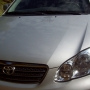Toyota Corolla PRATA 04/05 NOVO