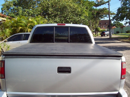 Fotos de Pick up gm cabine dupla s10 prata  99 3