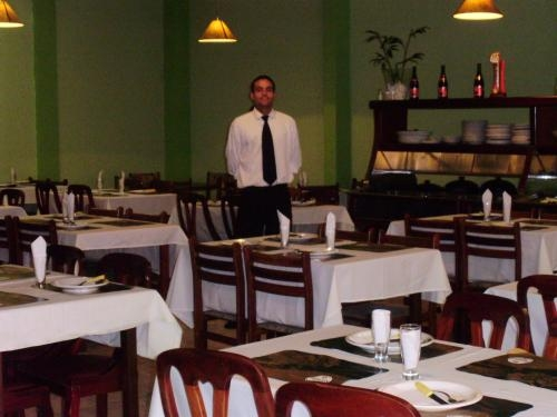 Restaurante e buffet