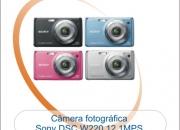 Câmera fotográfica Sony DSC W220 12.1MPS