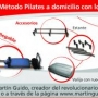 EQUIPES PORTATIL PARA PILATES DELIVERY