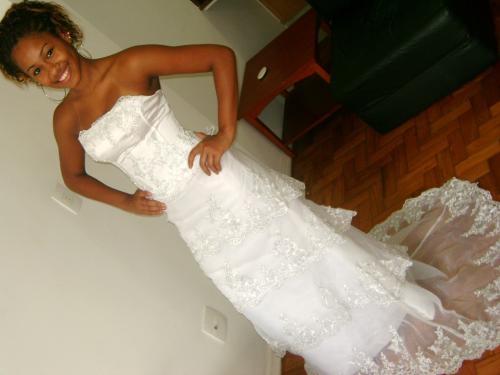 Vestidos de noivas 2009