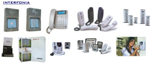 Interfones- interfones em curitiba