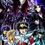Dvd Cavaleiros do zodíaco, desenho, completo, todas as sagas