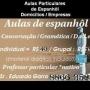 Aulas de espanhol (professor nativo)