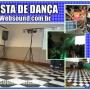 Pista de dança e Som para Festa - Promoção