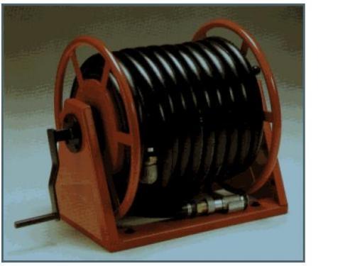 Mangotinho carretel completo mangueiras extintores caixas hidrantes11-2962-4963