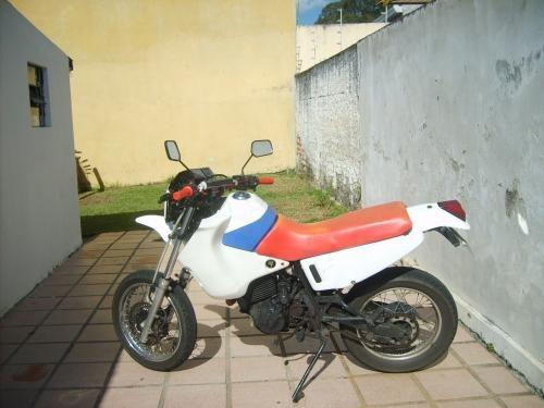 Moto Honda NX 350 Sahara - 1991 - R$ 8500.0