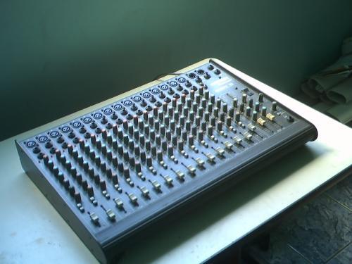 Mixer profissional ciclotron ambw-16