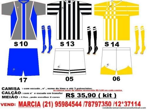 Uniformes esportivos personalizados vend marcia 95984544/78797350/12*37114