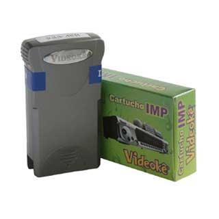 Cartucho de videoke raf 3700 / 2500 / 7500 / 9000 e cmp210