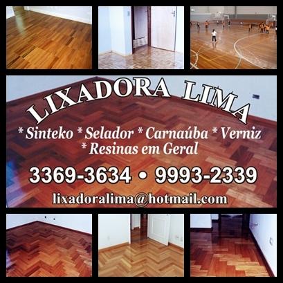 Lixadora lima (41) 3369-3634
