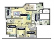 Apartamento cooperativa grupo 9