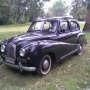 VENDO AUSTIN A70 DE 1953, EXCELENTE ESTADO
