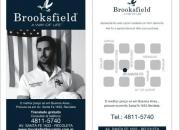 Brooksfield em Buenos Aires, Recoleta,  descontos