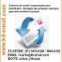 Lista de Emails, Lista de Email, Email de Empresas