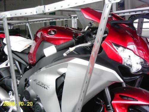 Moto crb1000rr fire blade 0km