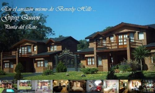 Morada de luxo beverly hills punta del este venda aluguel imoveis uruguay