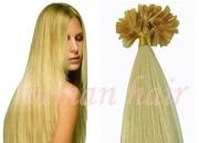 Apliques cabelo 100% humano - não danifica o seu cabelo