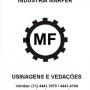 Industria MARFER Vedacoes e Usinagens em geral.