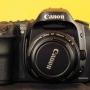 Máquina fotográfrica digital marca Canon modelo 10D