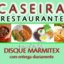 MARMITEX DELIVERY - CASEIRA RESTAURANTE