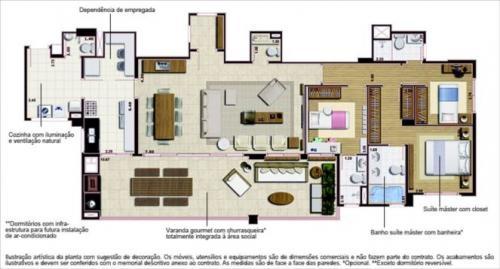 Verenda mooca 146m2 - lançamento apartamento mooca