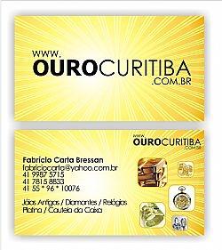 Aonde vender ouro em curitiba - 99875715