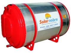 Aquecimento solar - solar nobre