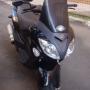 moto scooter dafra 2009 preta