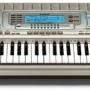 Vendo teclado profissional semi-novo Casio 3300