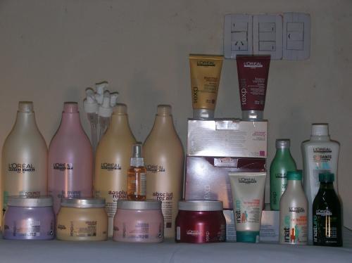 Shampoo loreal linea expert 1500ml 120 pesos y toda la linea nature completa