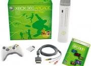 XBOX 360 Arcade - Placa Jasper - Console Desbloqueado - Novo - Original