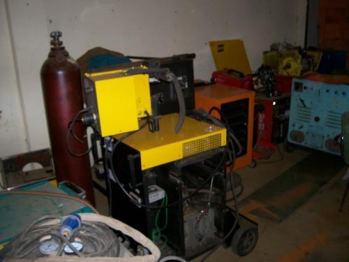 Maquina de solda mig lab 320