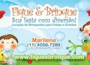 Aluguel de brinquedos para festas (11)4056-7289