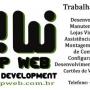 Criação e Desenvolvimento de sites e manutenção em Informática