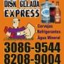 Disk Gelada Express