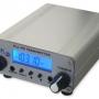 LINK FM TX900FM - TRANSMISSOR DE ÁUDIO STEREO 4 QUILÔMETROS COM ENTRADA PARA MICROFONE, 1 WATT DE POTÊNCIA