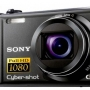 C?MERA DIGITAL SONY DSC - HX5 + CART?O DE 8 GB FULL HD (1920x1080i)