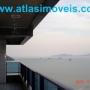 Cobertura Vista Total do Mar - Santos