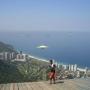 Pratique voo livre, voe duplo instrucionalmente Rio de Janeiro