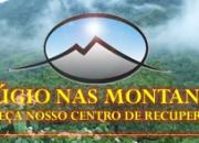Centro de recuperaçâo de dependentes químicos refúgio nas montanhas