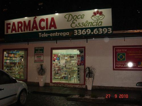 Vendo urgente farmácia em porto belo sc